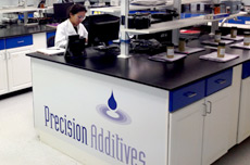 Pecision Additives Quality Control Lab